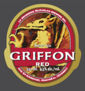 Griffon Red Ale