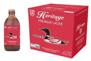 Heritage Premium Lager