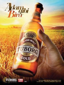 Tuborg Gold