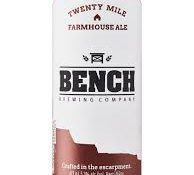 Bench Twenty Mile Ale
