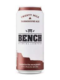 Bench Twenty Mile Ale